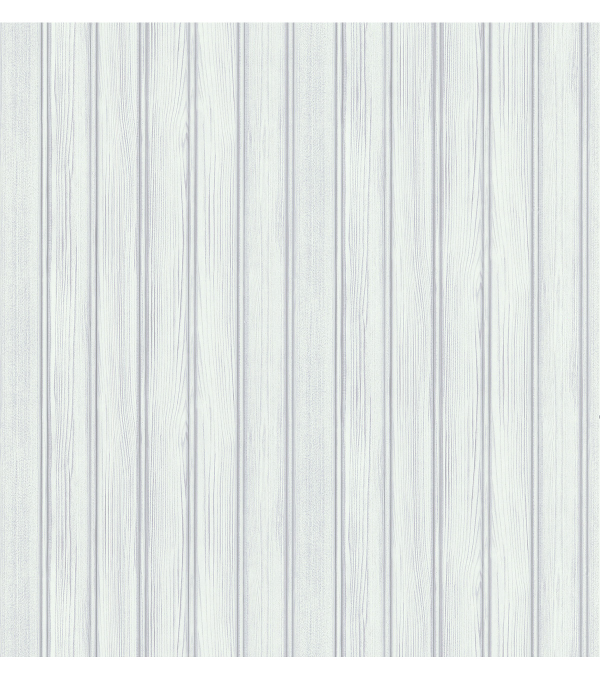 Bangor Light Grey Wood Texture Wallpaper Sample