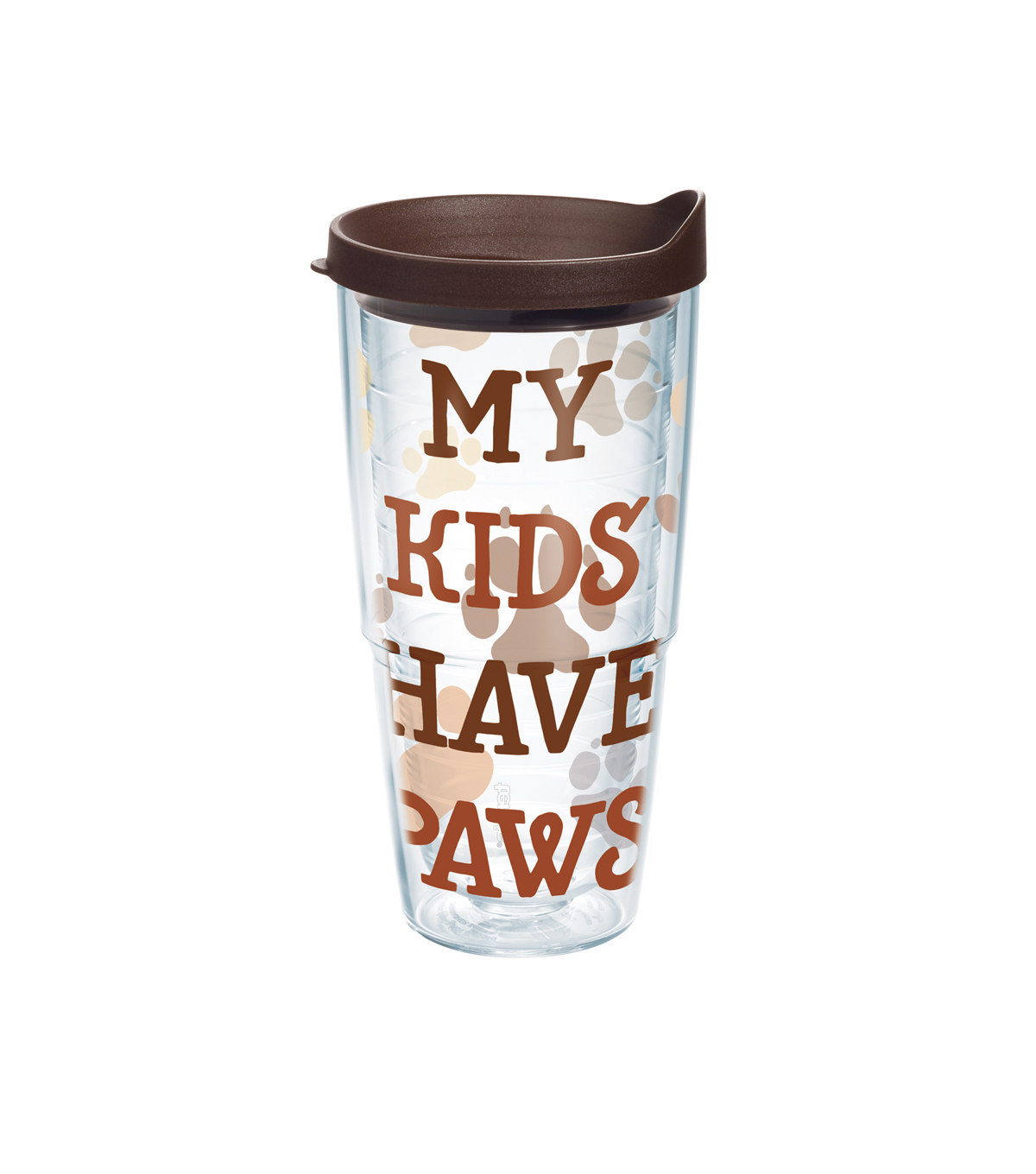 Tervis 24oz. Tumbler-My Kids Have Paws