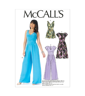 McCall's Misses Casual-M7167