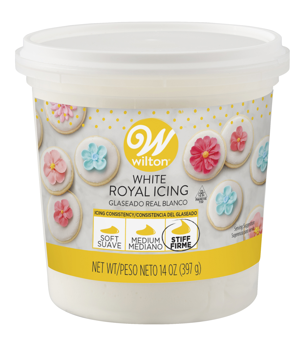 Wilton® 14oz Royal Icing-White