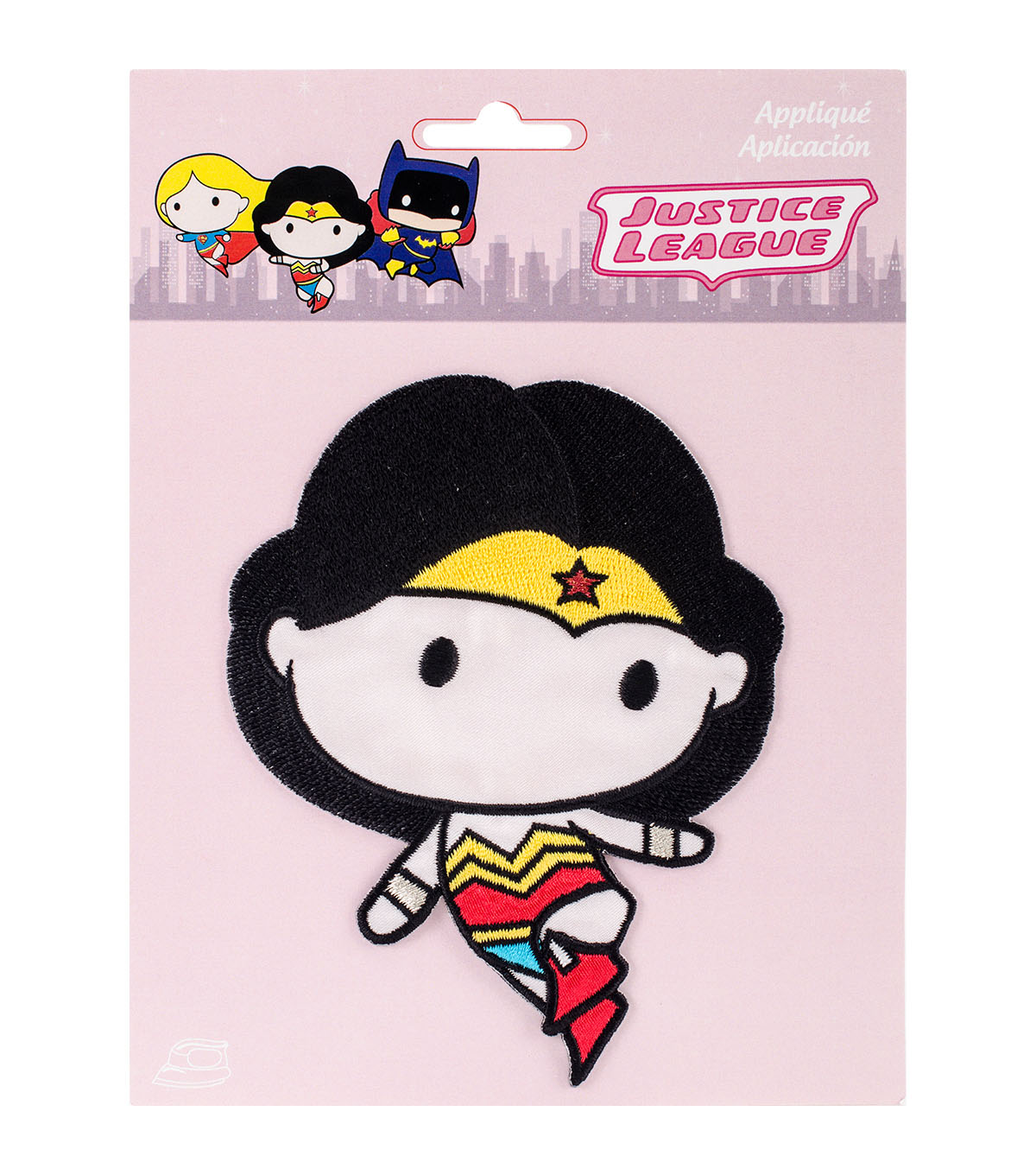 Marvel Comics Wonder Woman Iron-On Applique