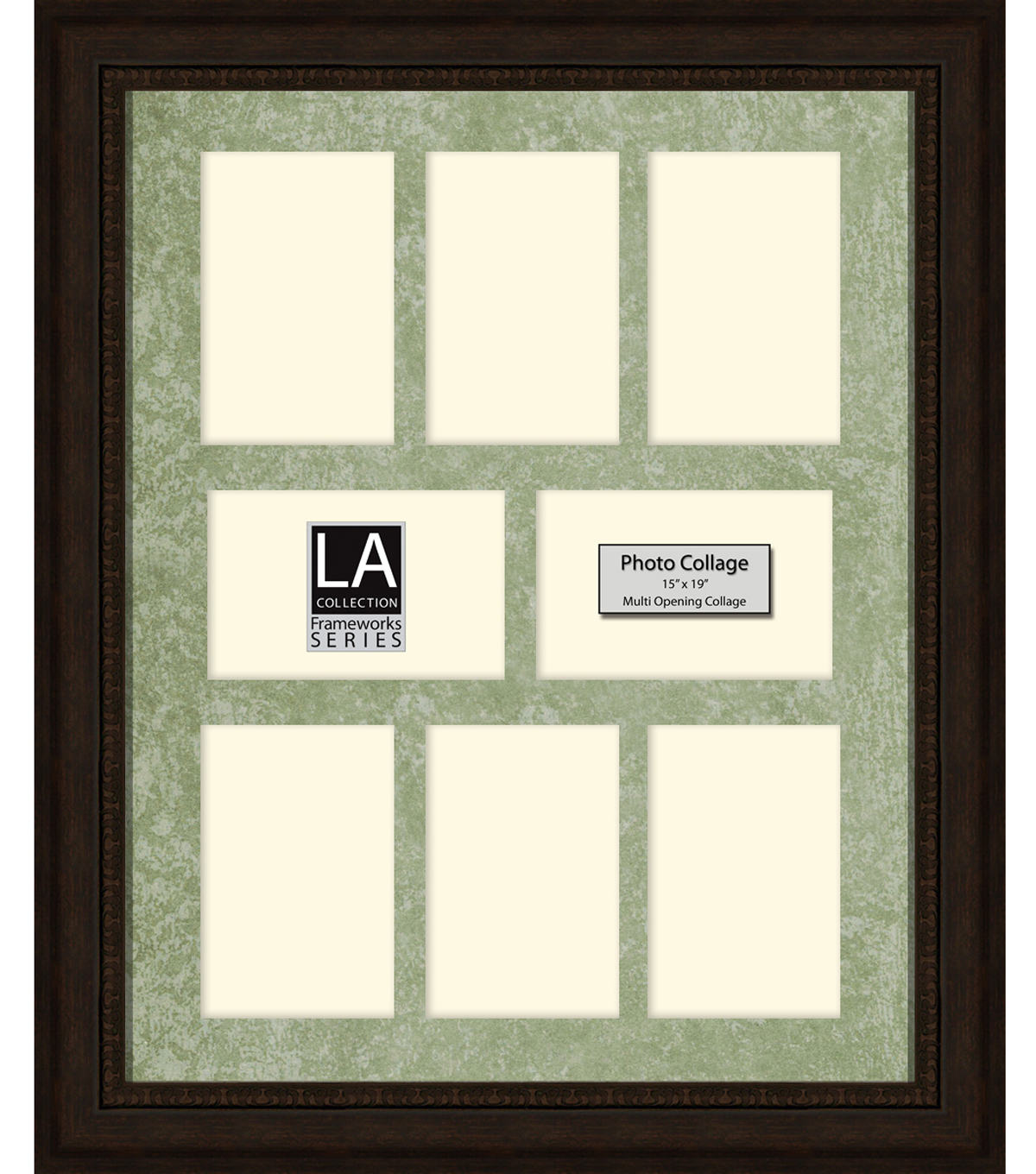LA Collection Collage Frame 15x19-Bronze