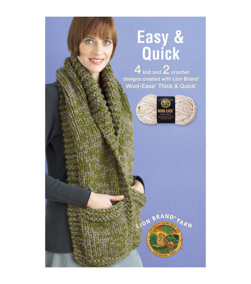 Easy & Quick-Wool-Ease Thick & Quick