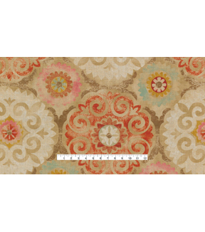 Waverly Multi-Purpose Decor Fabric 54\u0027\u0027-Antique Captivated