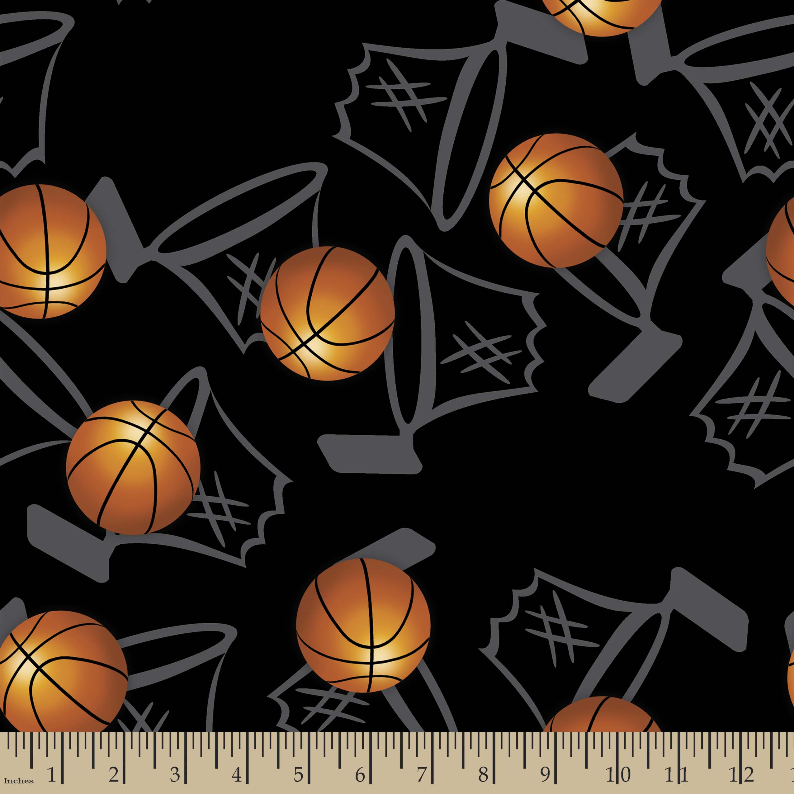 Uncategorized Basketball Pictures To Print basketball hoops print fabric joann fabric