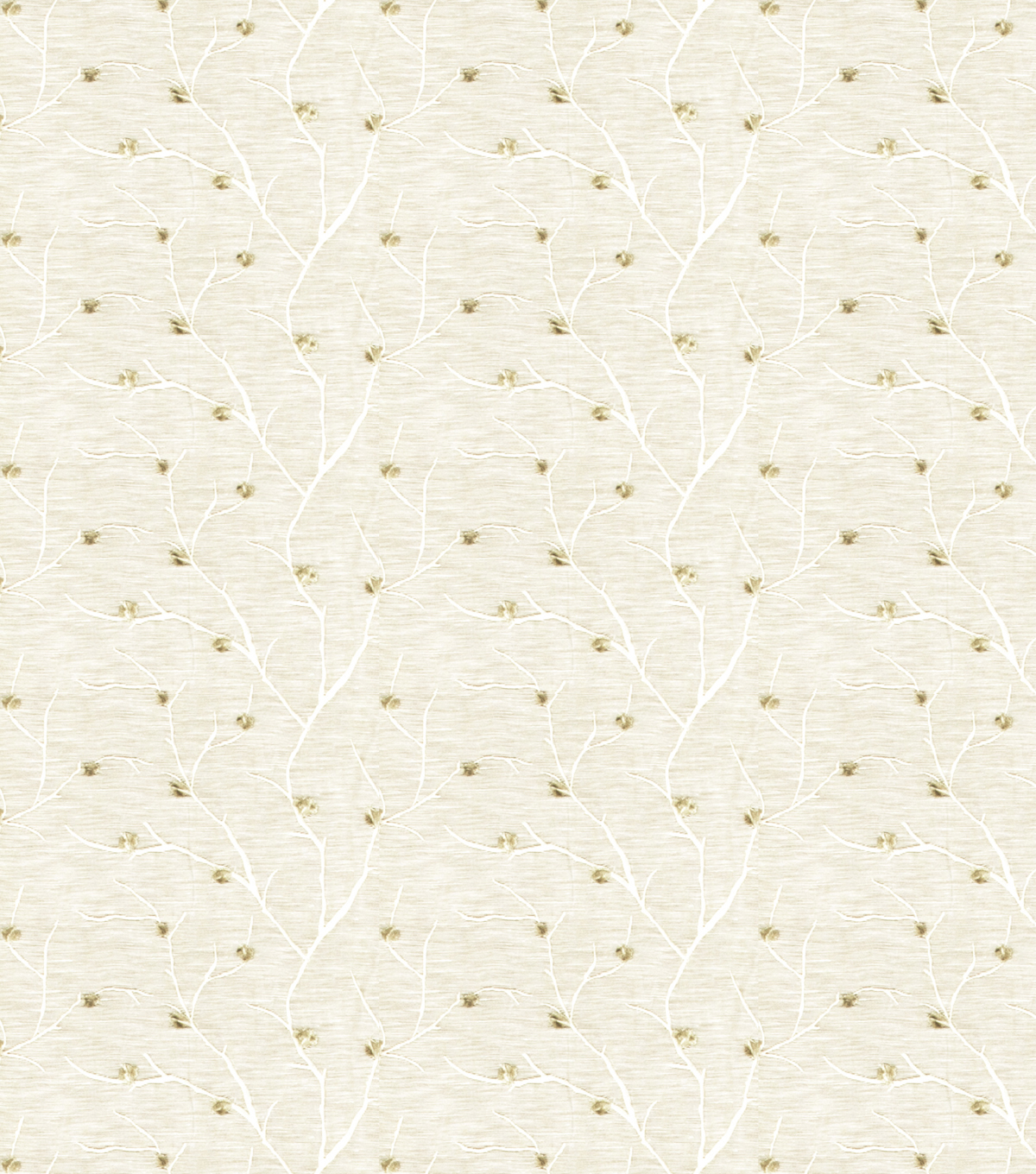 Eaton Square Sheer Fabric-Remedy/Ivory