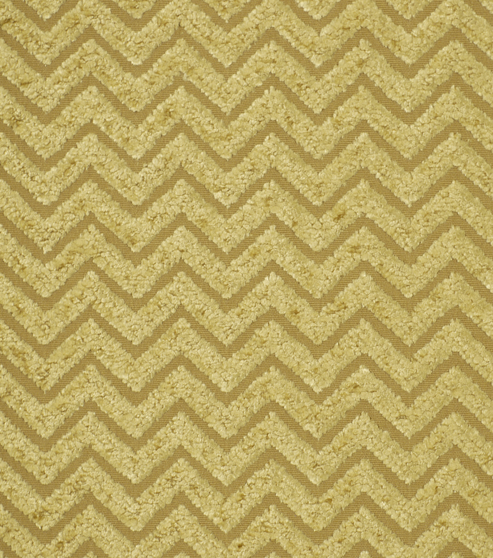 "Home Decor 8""x8"" Fabric Swatch-Robert Allen Royal Chevron Champagne"