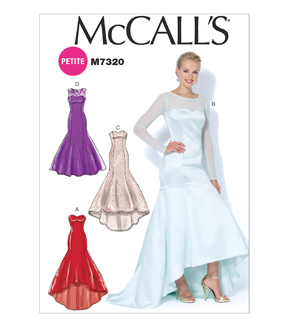 McCall\u0027s Misses Special Occasion-M7320
