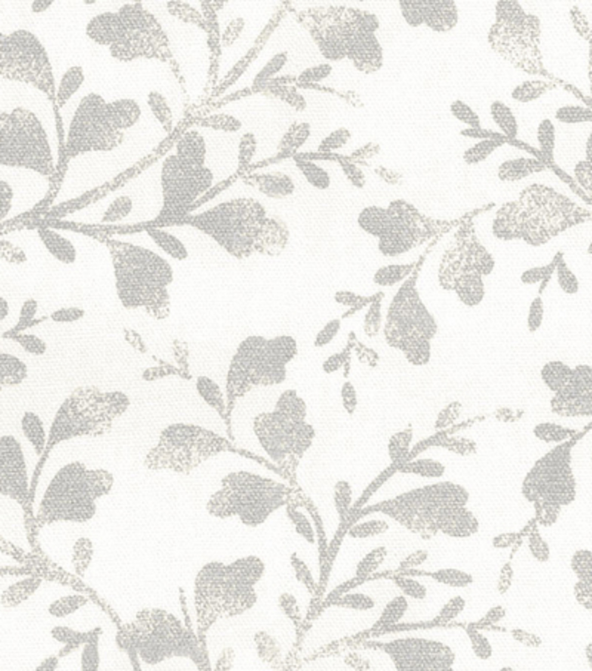 "HGTV Home Upholstery Fabric 55""-Intertwined Zinc"