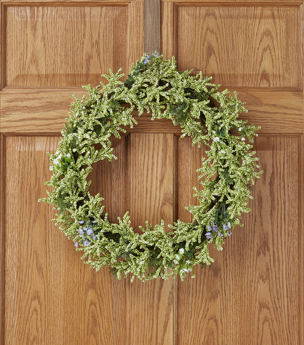 Spring Floral Berry Wreath 20\u0027\u0027