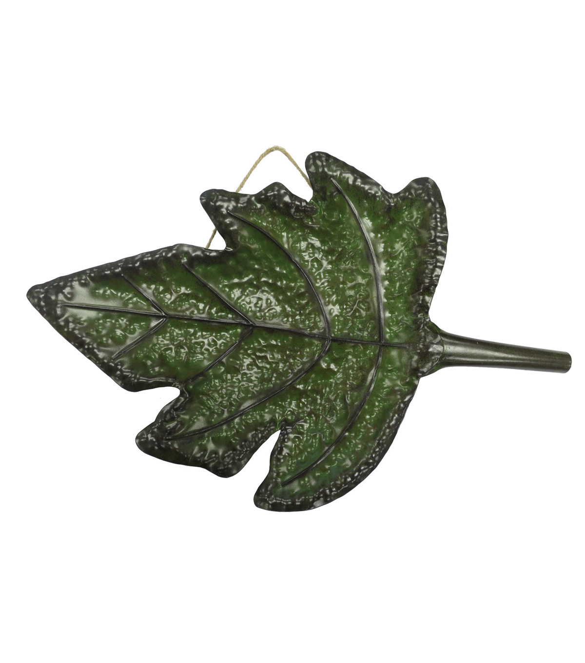 Art of Autumn Wall Decor-Green Leaf