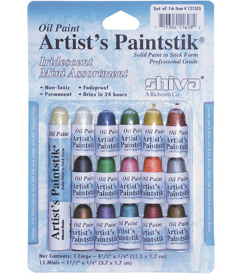 Iridescent Mini Paintstiks Assortment