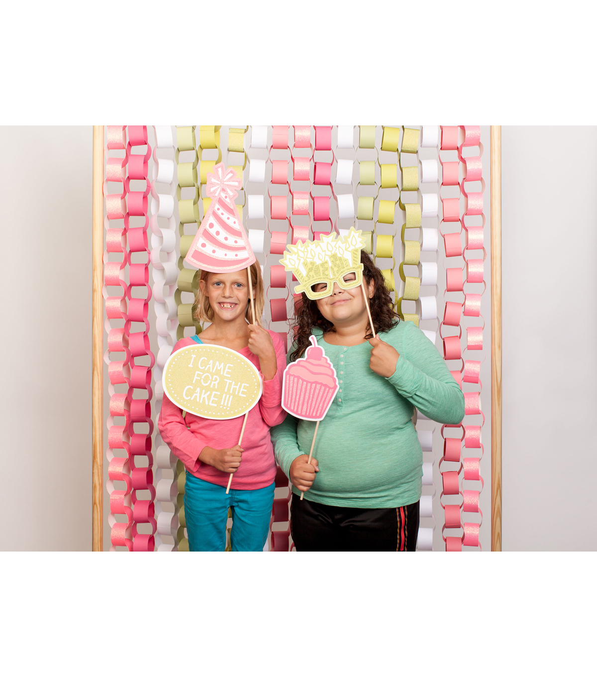 Cricut® Cartridge Photo Booth Props