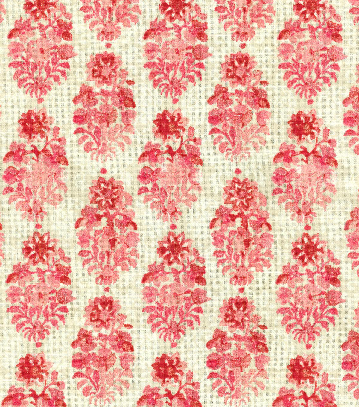 "Home Decor 8""x8"" Swatch Fabric-IMAN Home Petite Batik Blossom"