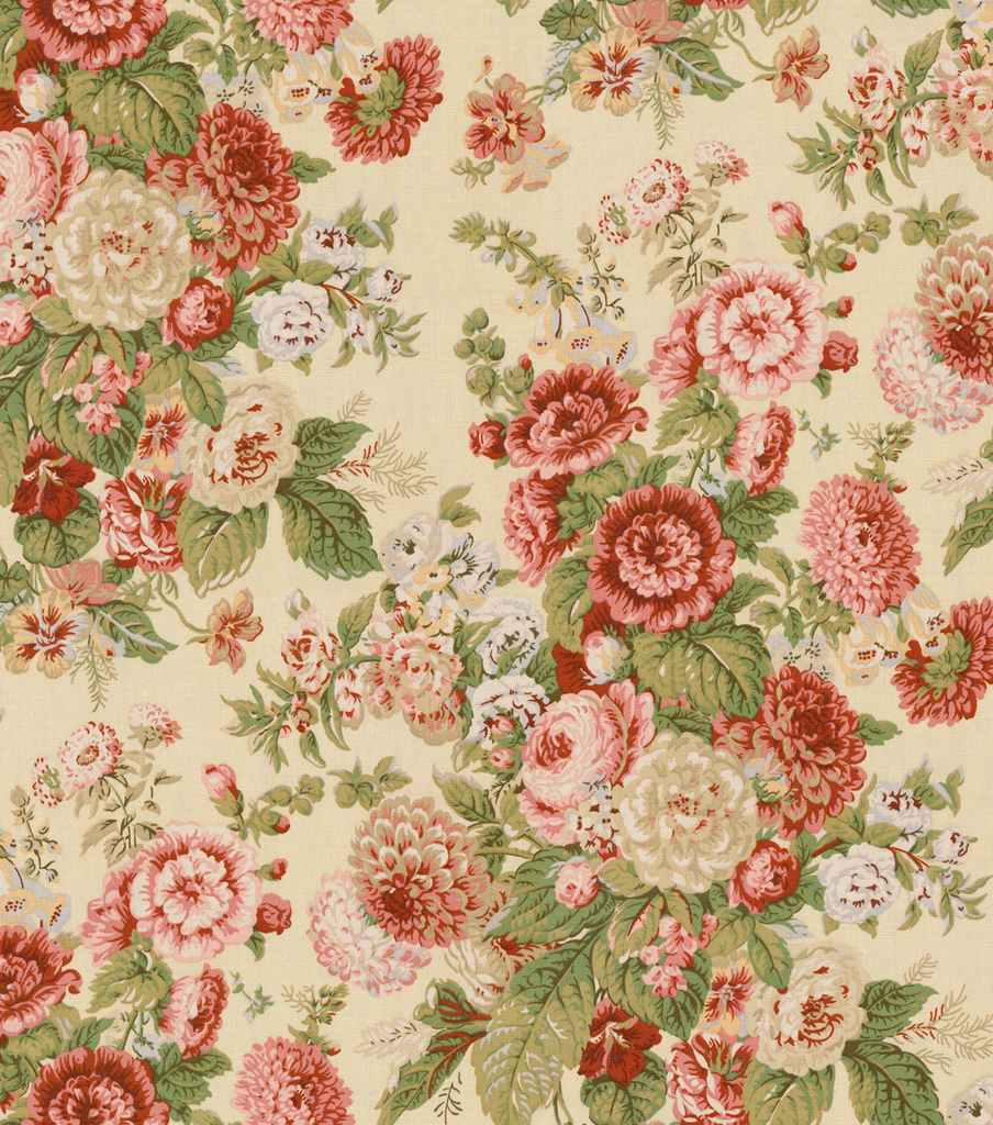 Waverly Upholstery Fabric 54\u0022-Sitting Pretty Antique