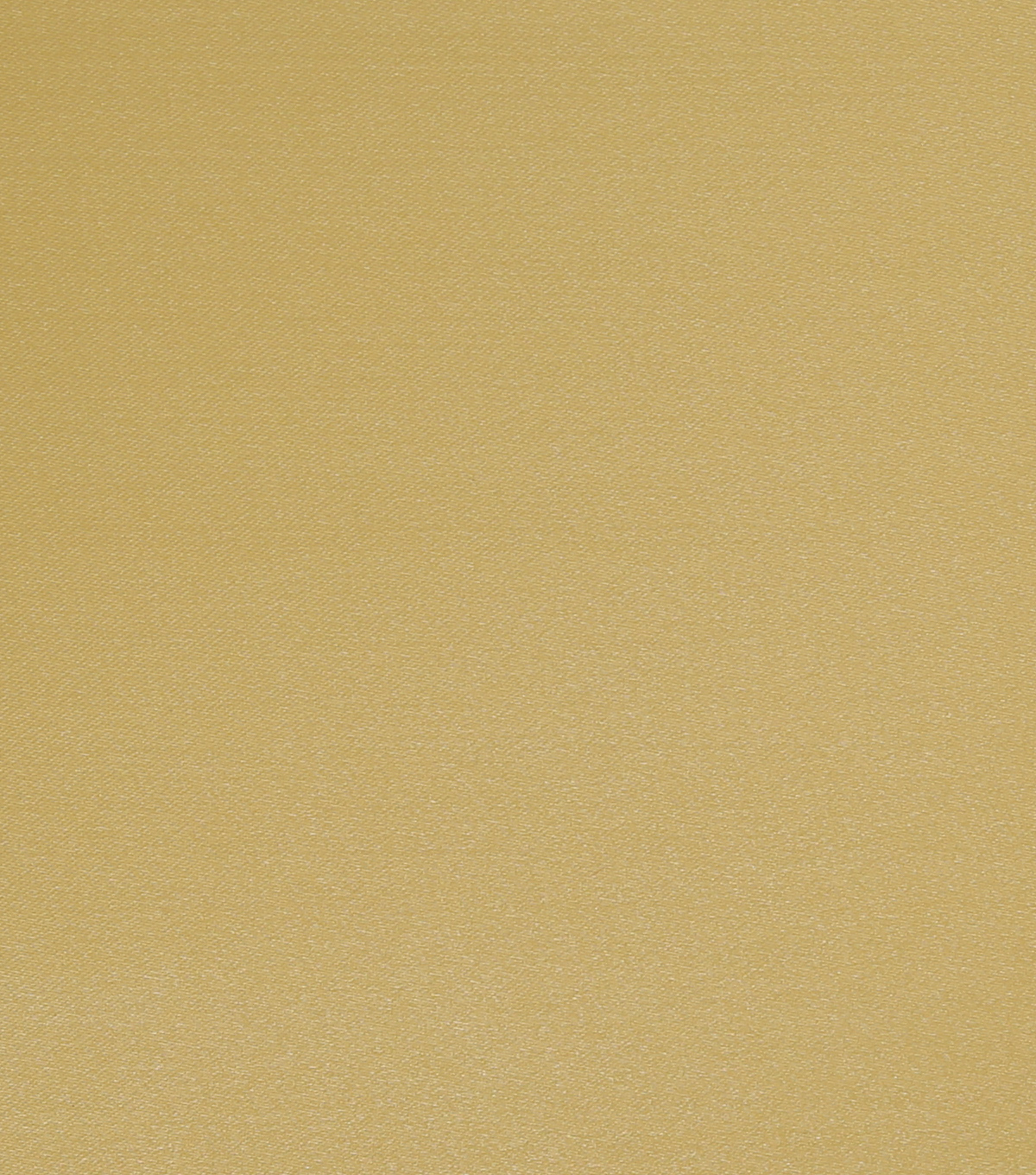 Glitterbug Satin Fabric 45\u0022-Solid Yellow