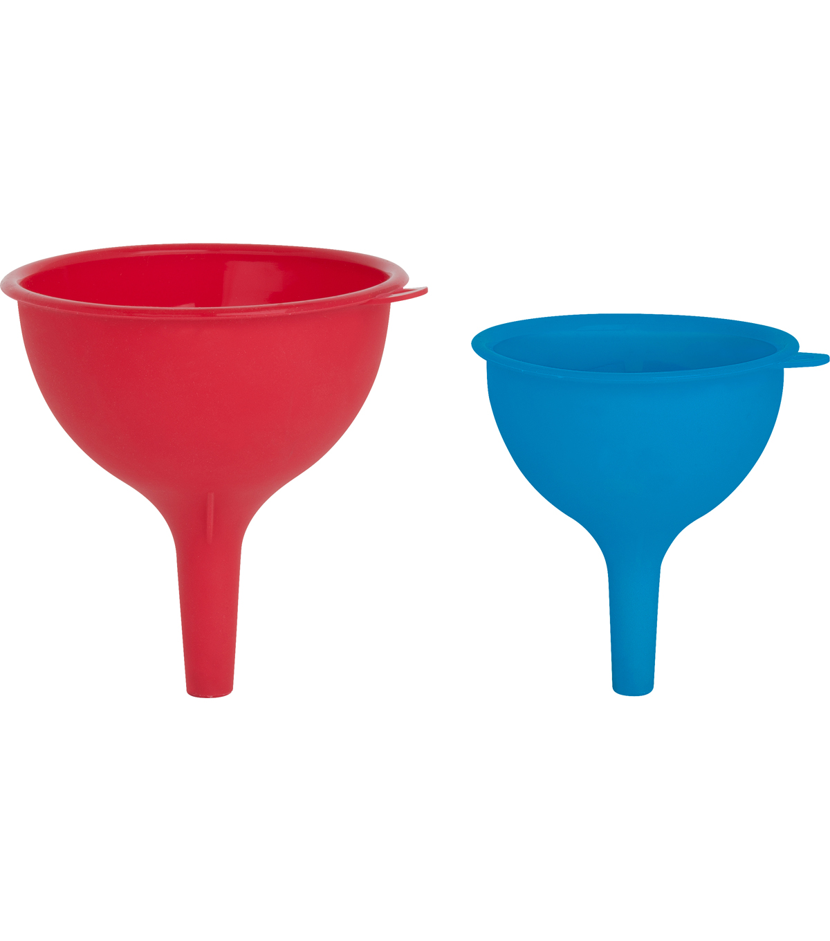 Trudeau 2 Pack Silicone Funnels