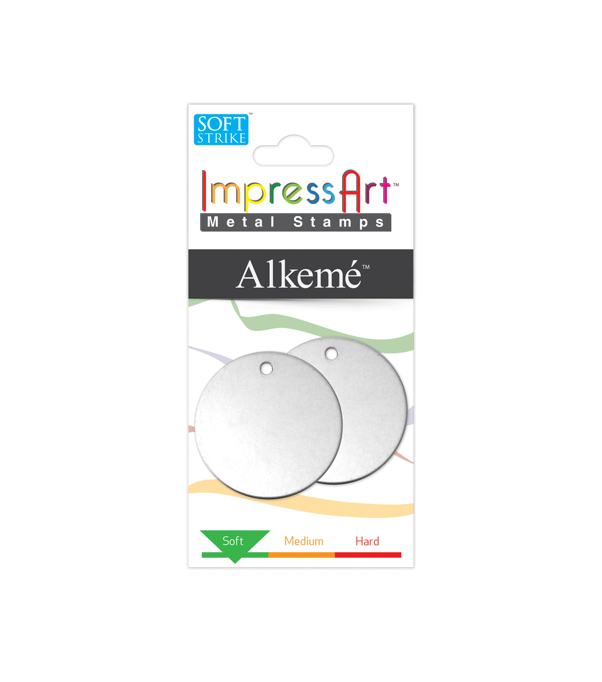 Alkeme Circle W Piercing 1 14 Inch 2pc