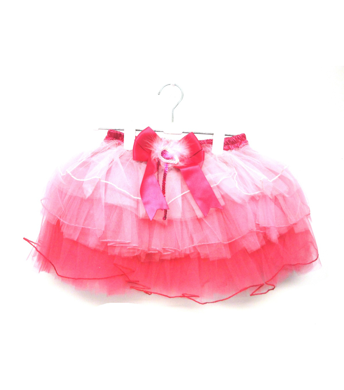 Maker\u0027s Halloween Child Tutu-Flamingo