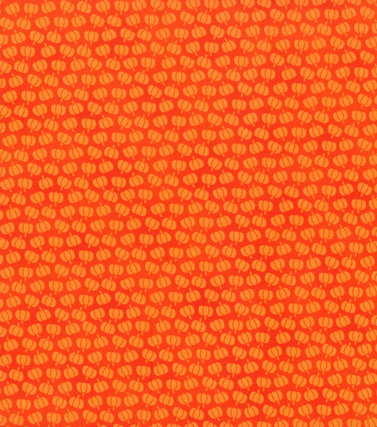 Holiday Showcase™ Harvest Cotton Fabric 43\u0022-Mini Pumpkins