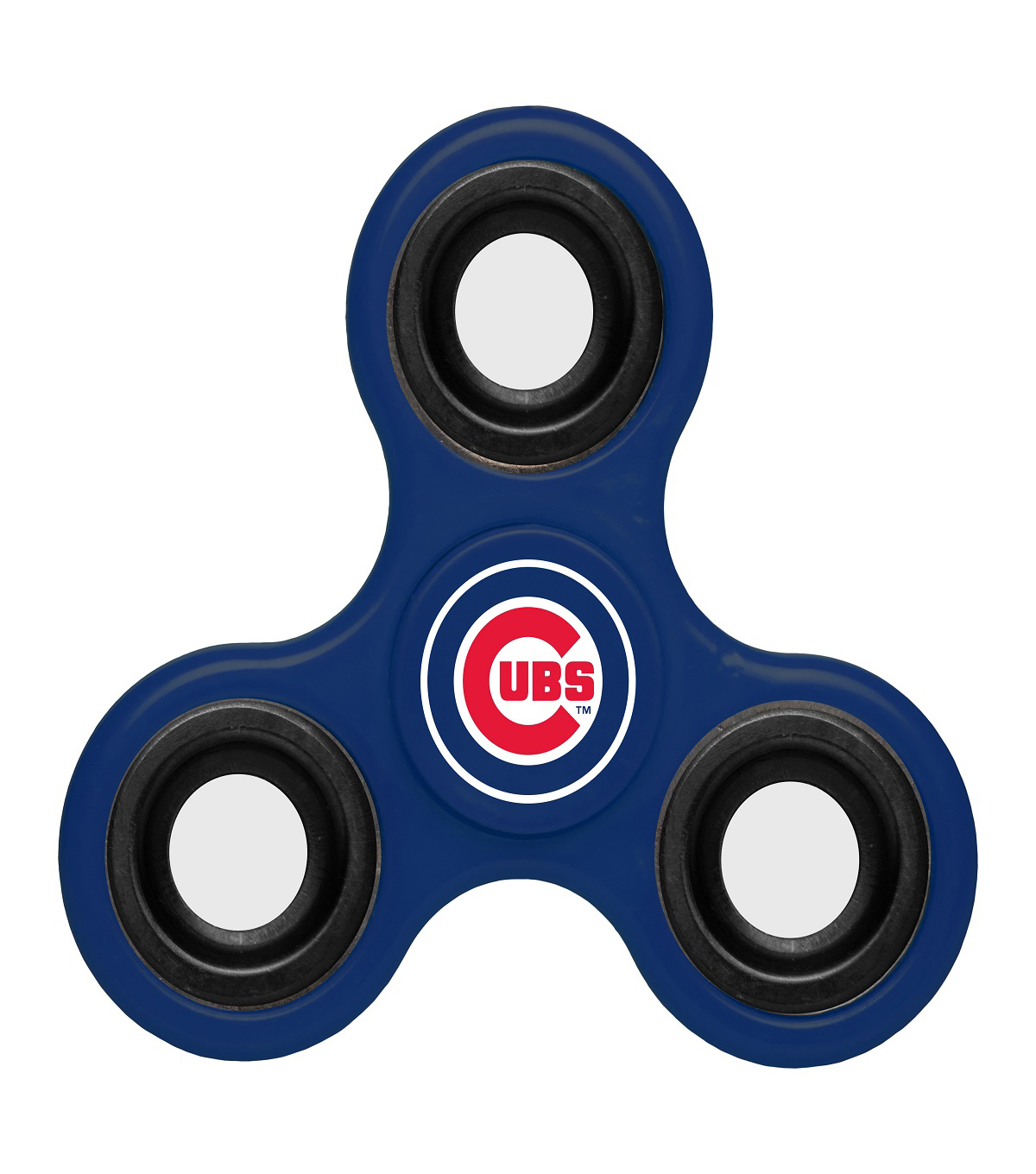 Chicago Cubs Diztracto Spinnerz-Three Way Fidget