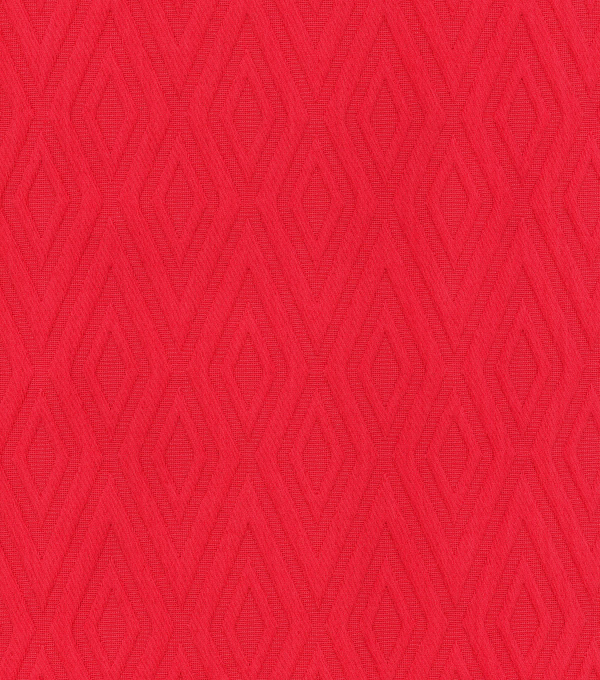 Waverly Solid Fabric 57\u0022-Fantastical/Scarlet