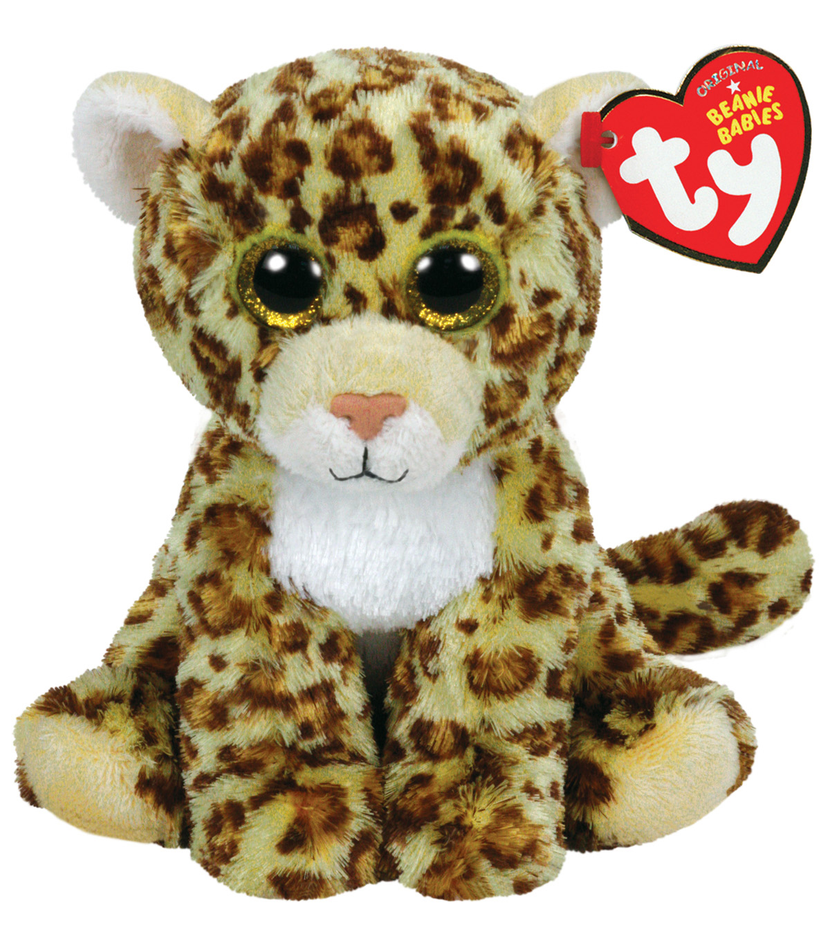 Ty Classic Spotty The Leopard Plush