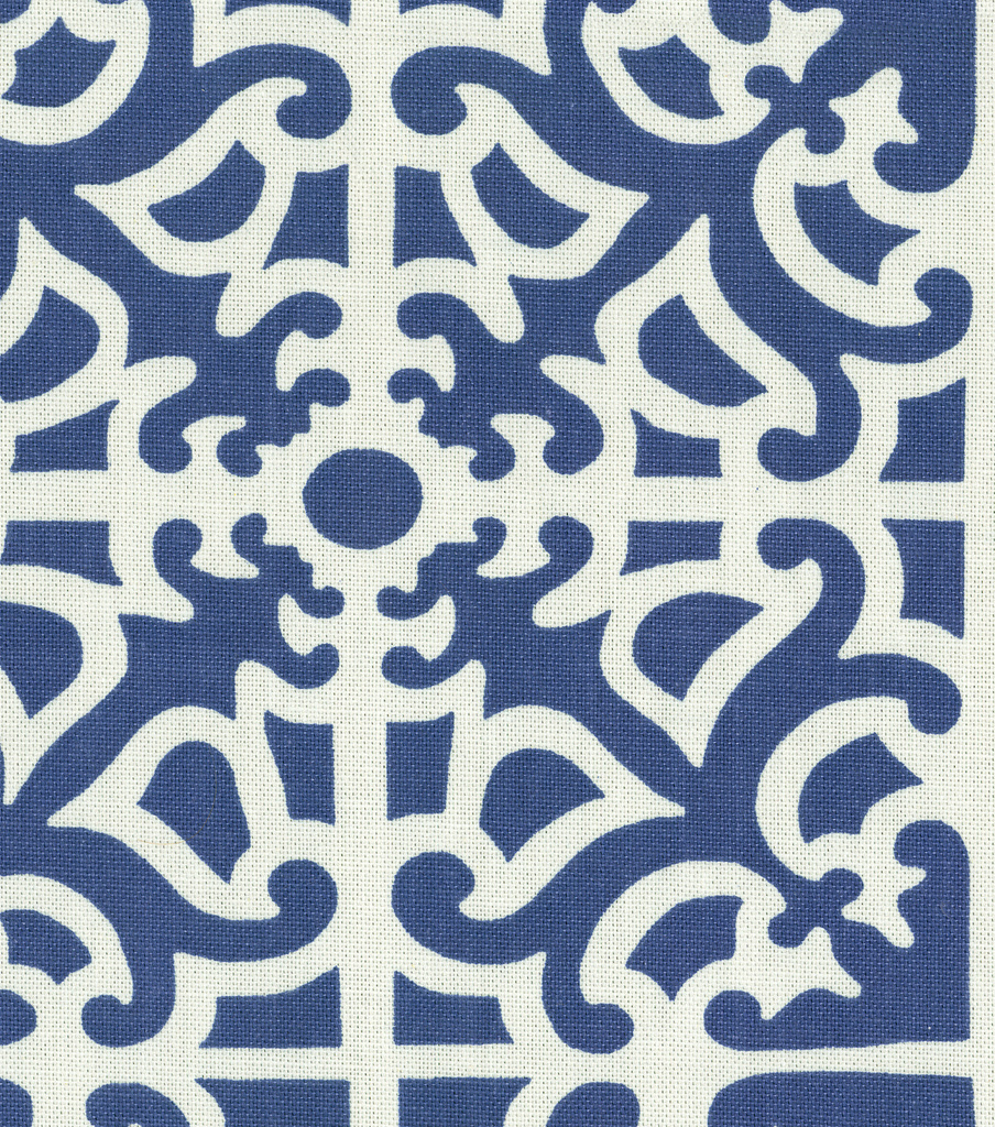 "Waverly Upholstery Fabric 54""-Parterre/Porcelain"