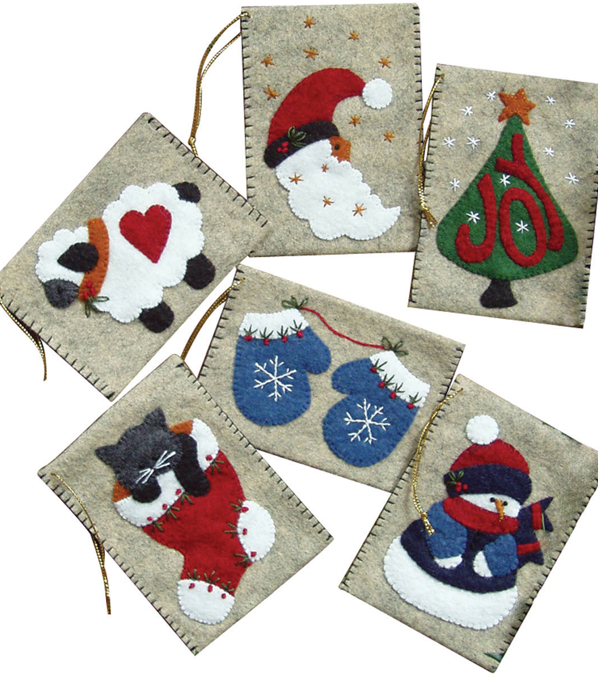 Rachels Of Greenfield Ornaments Kit Gift Bag