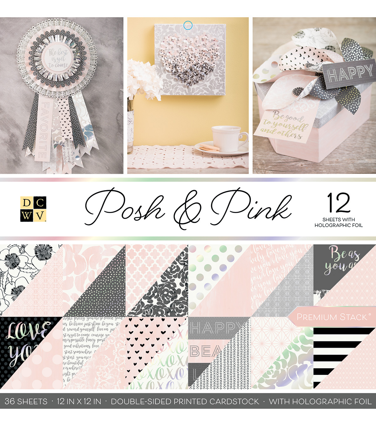 Image result for pink & posh dcwv