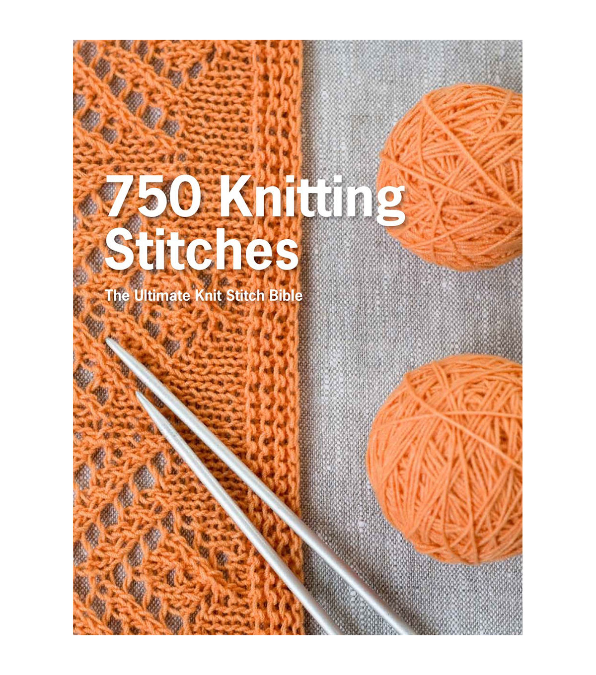 750 Knitting Stitches Book