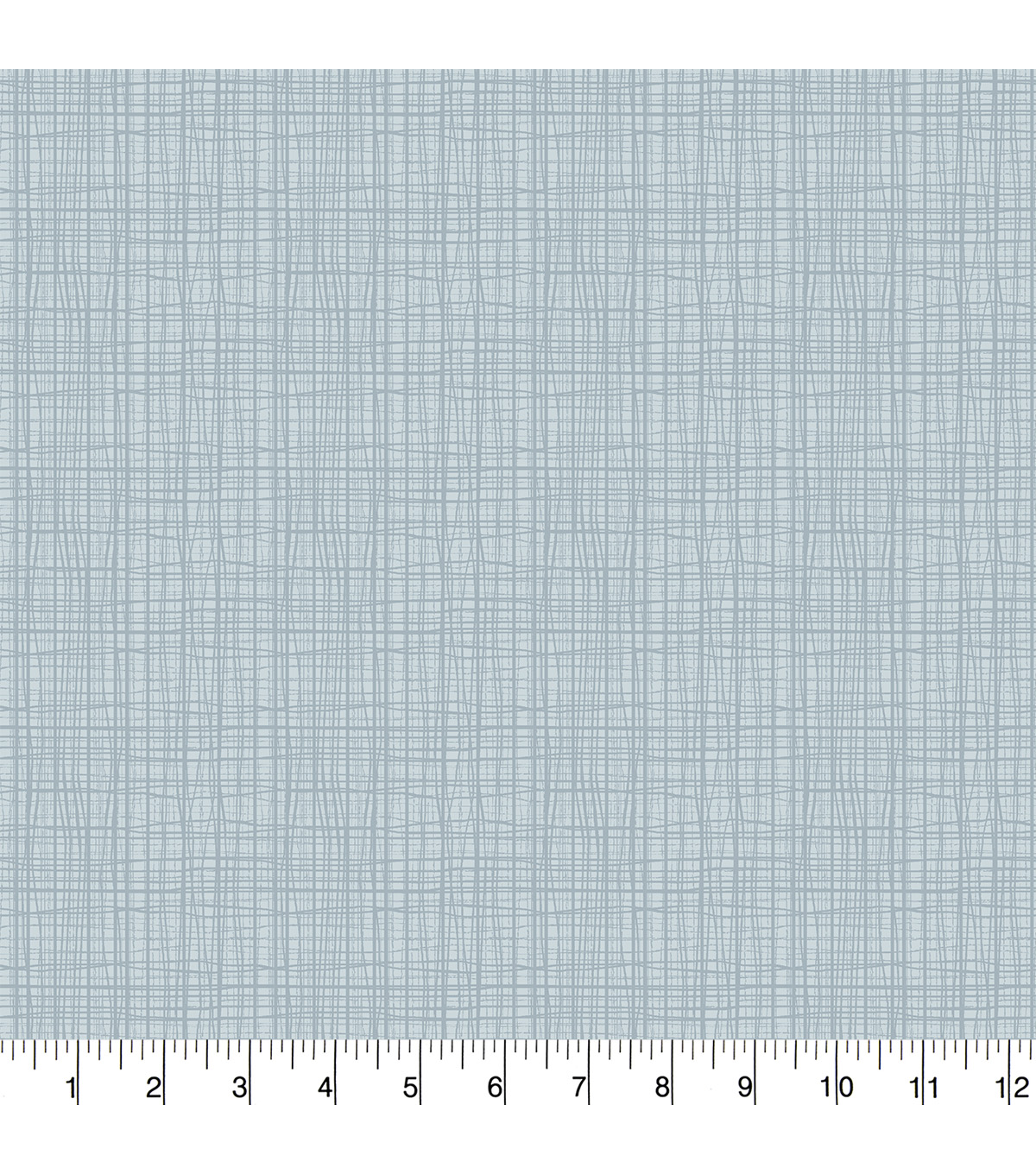Quilt Block of the Month Coordinating Fabric 43\u0022-Blue Gray Woven