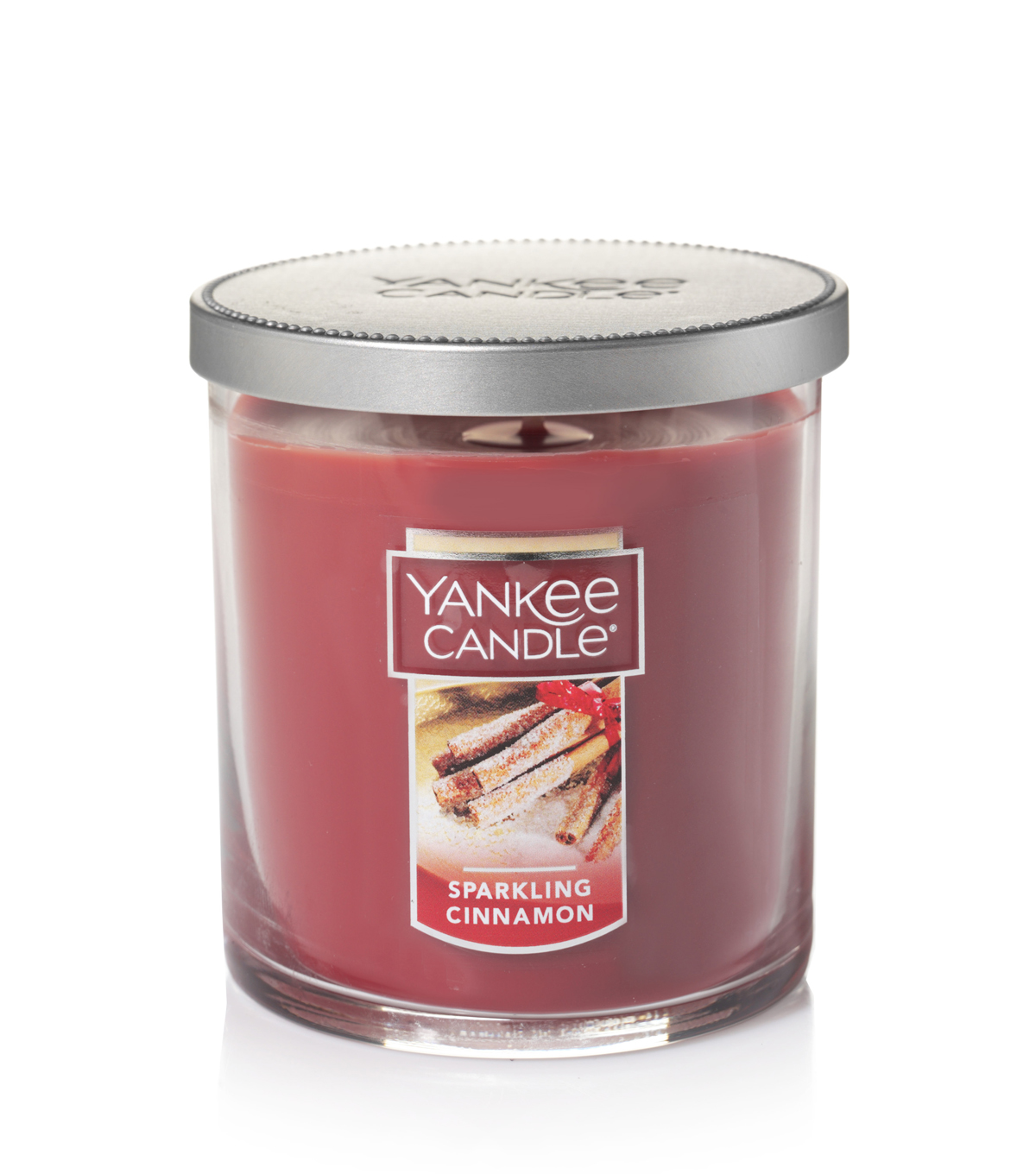 Yankee Candle Small 7 oz. Sparkling Cinnamon Scented Tumbler Candle