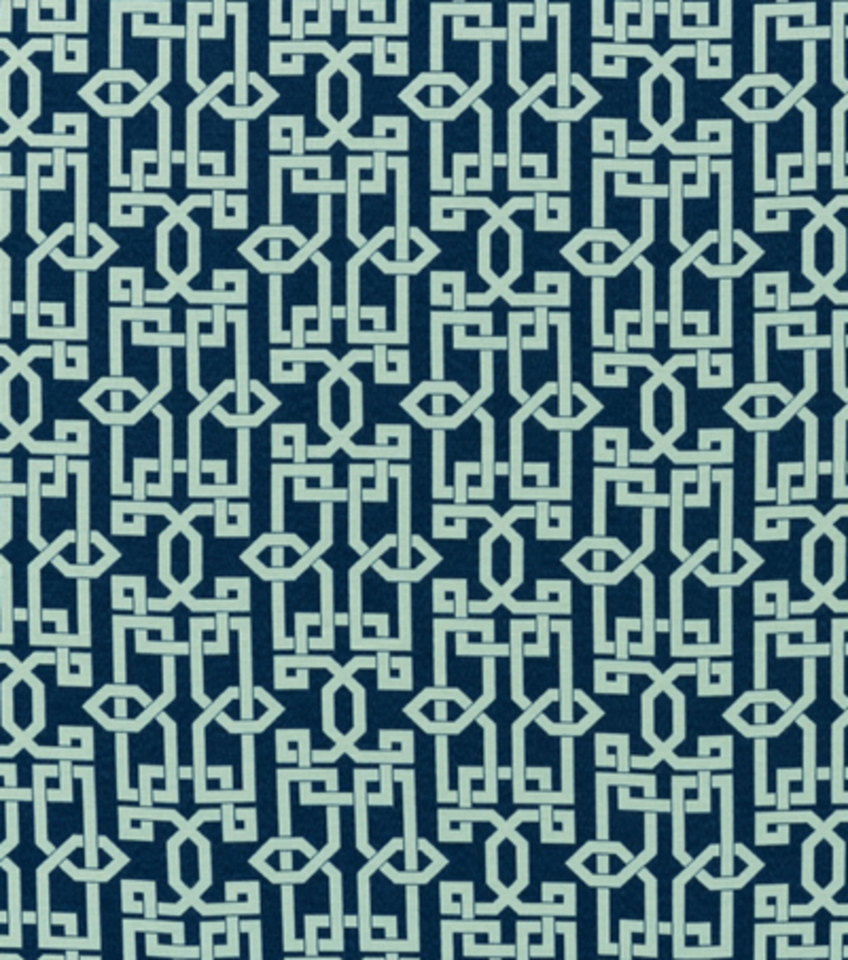 Home Decor 8\u0022x8\u0022 Fabric Swatch-Covington Labyrinth 594 Admiral