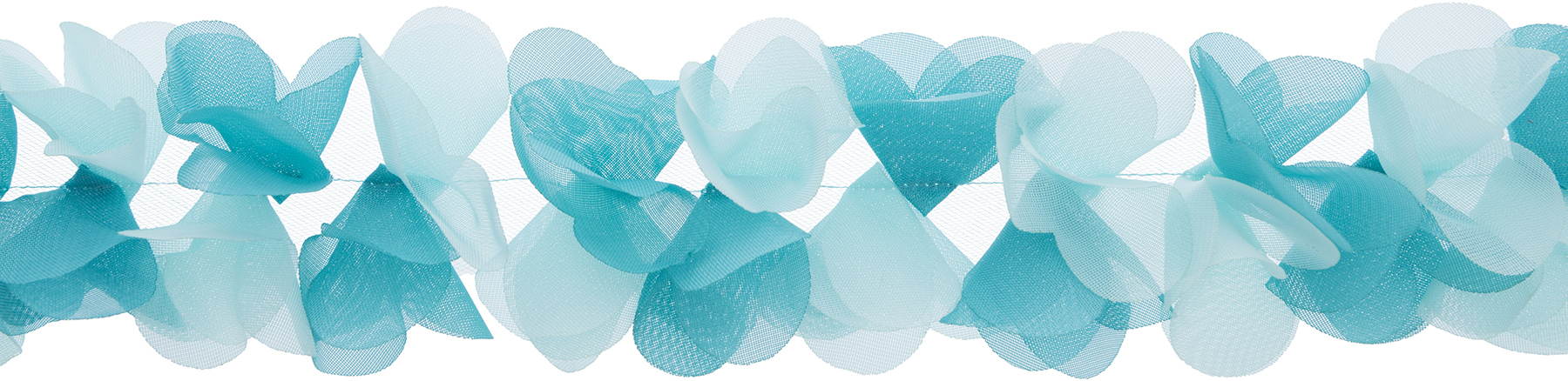 Petals Ombre Turquoise