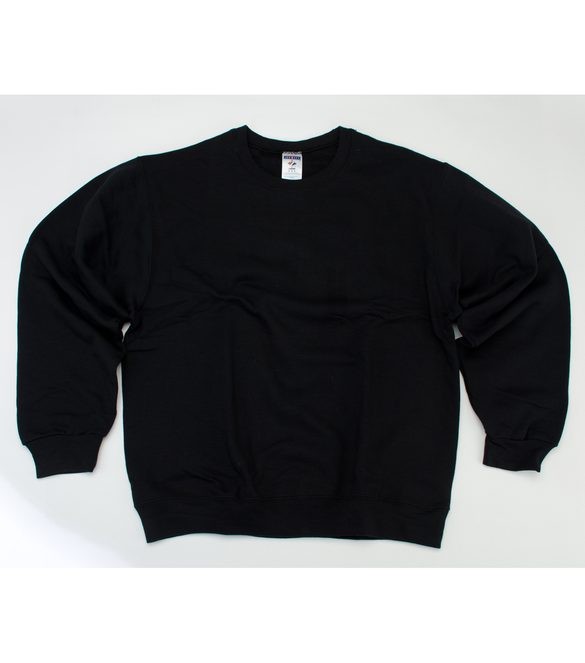 Jerzees Youth Fleece Crew Small