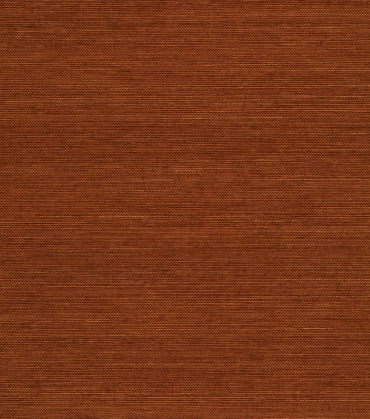Daichi Brown Grasscloth Wallpaper Sample