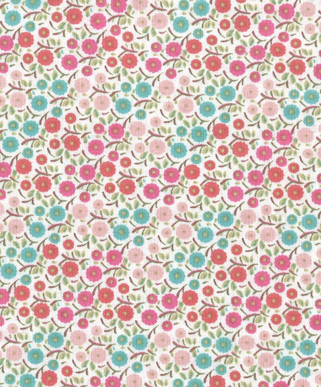 Jules & Coco Quilt Fabric Mini Floral   JOANN : quilted fabric joann - Adamdwight.com