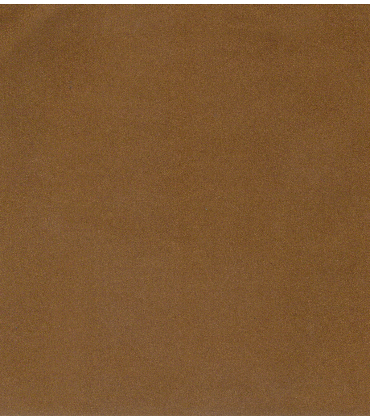 "Signature Series Solid Faux Suede Fabric 58""-Chestnut"
