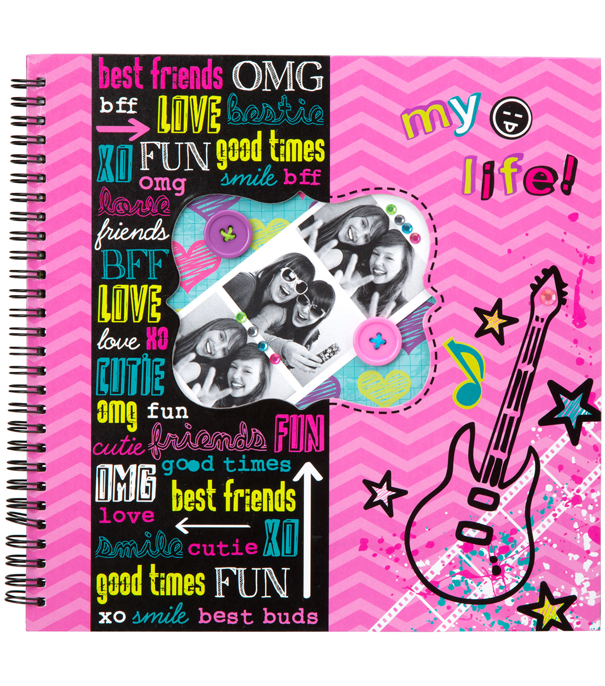 Alex Toys Friends 4E Scrapbook Kit