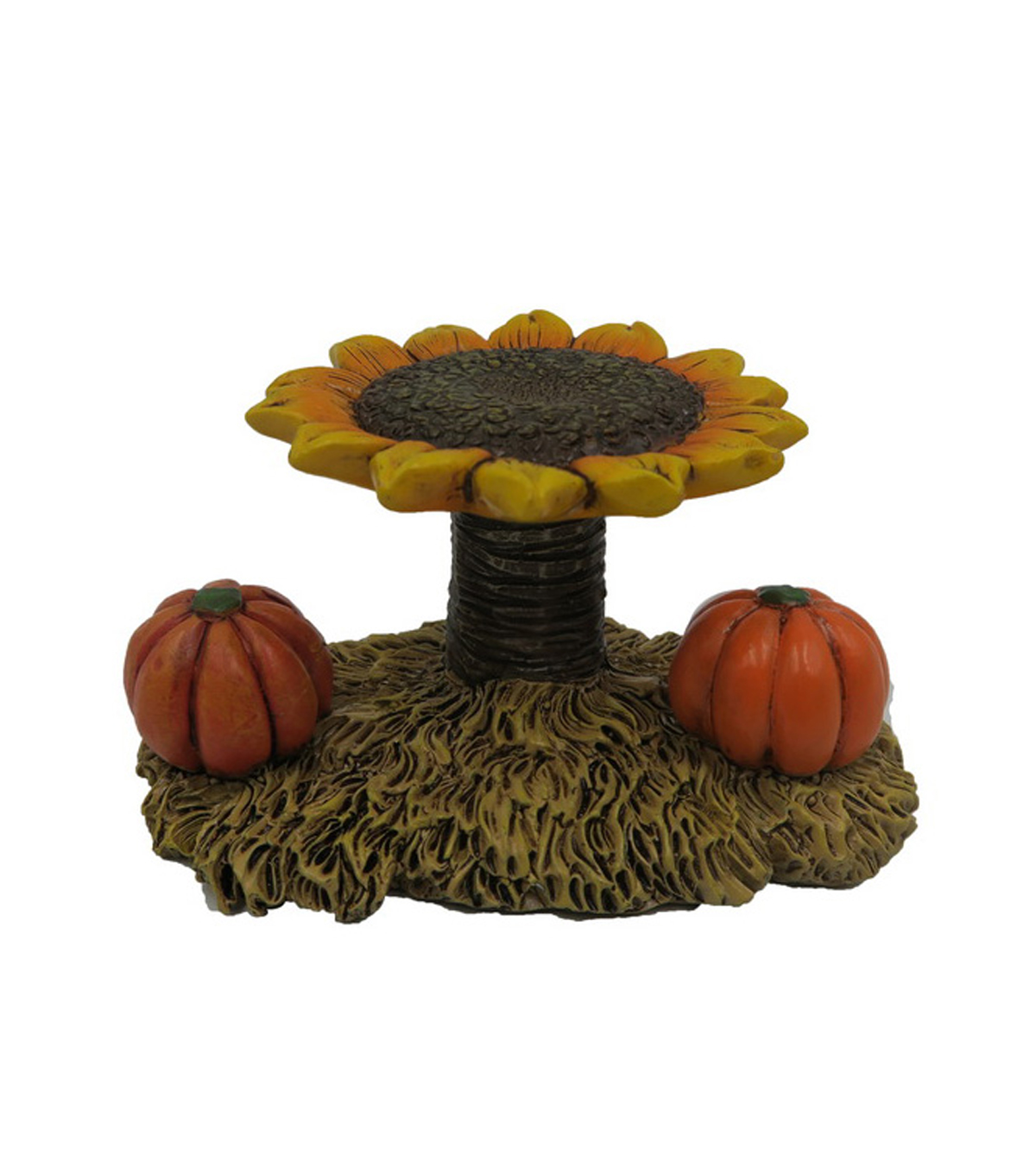 Fall Into Color Littles Resin Sunflower Table & Chairs