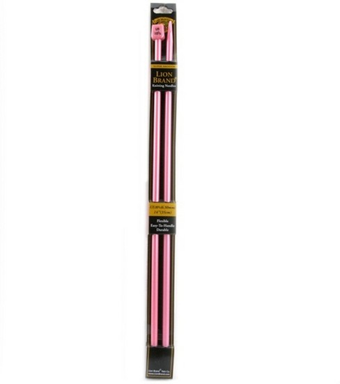Lion Brand Knitting Needles 14\u0022-Size 10.2 6.50mm