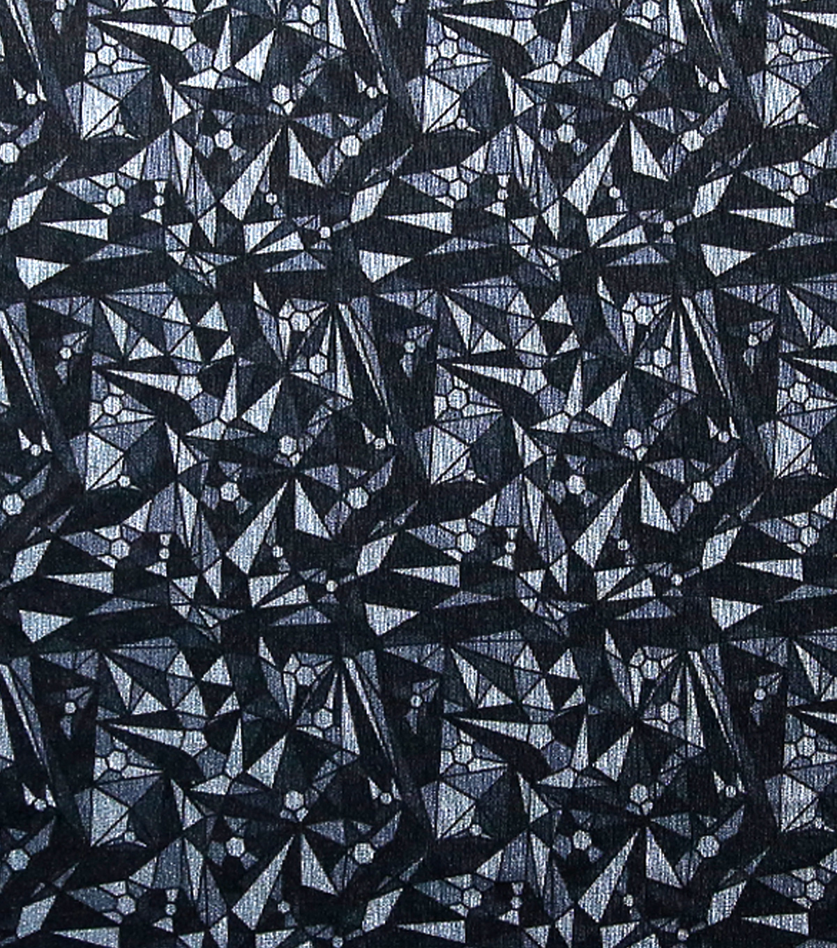Performance Apparel Fabric-Poly Shattered Glass