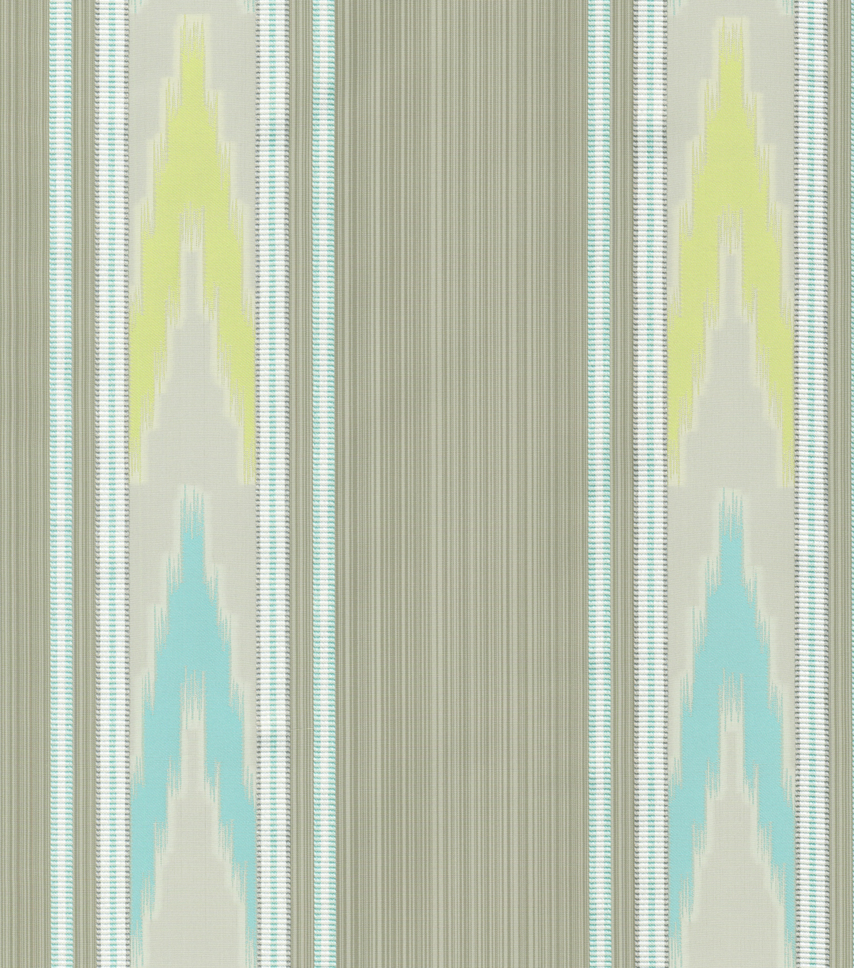 Williamsburg Upholstery Fabric 56\u0022-Manipur Ikat/Shade