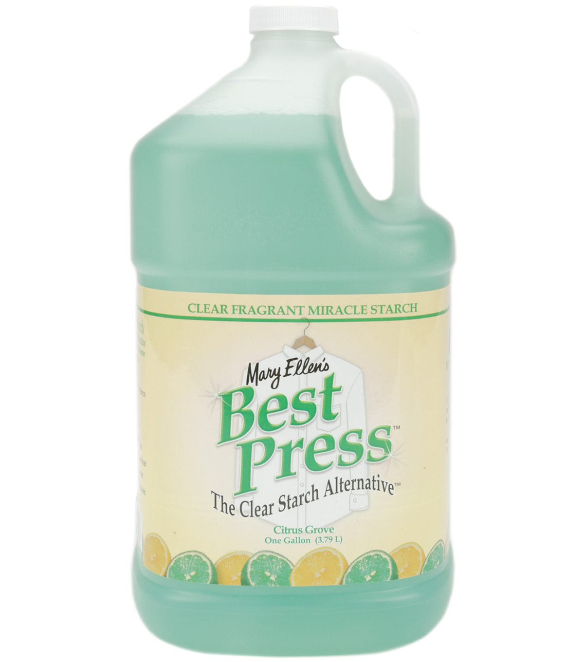 Mary Ellen's Best Press Refills 1 Gallon-Linen Fresh