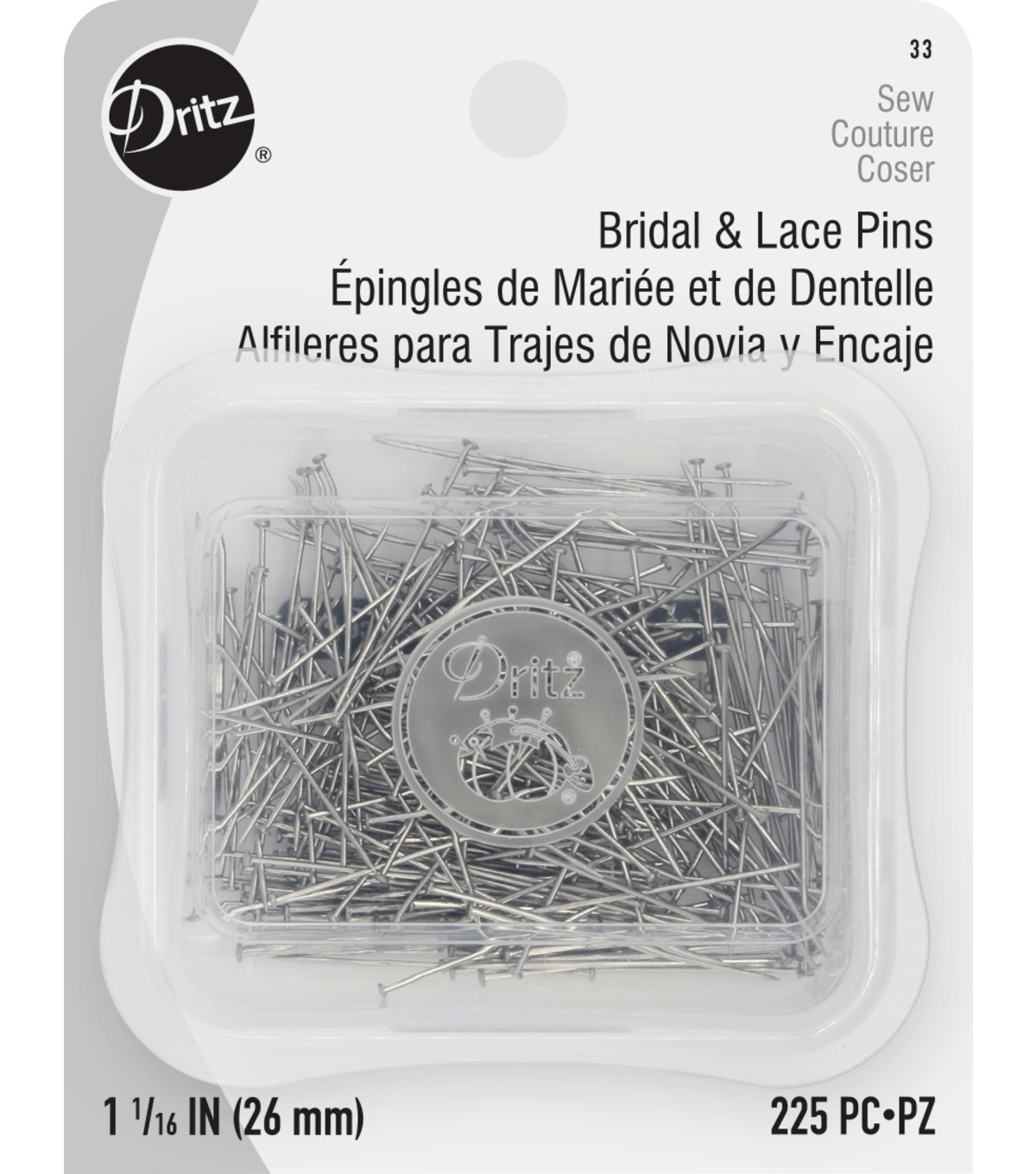 Dritz® Ball Point Pins