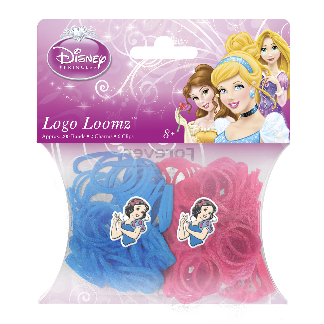 Disney® Princesses Snow White Logo Loomz