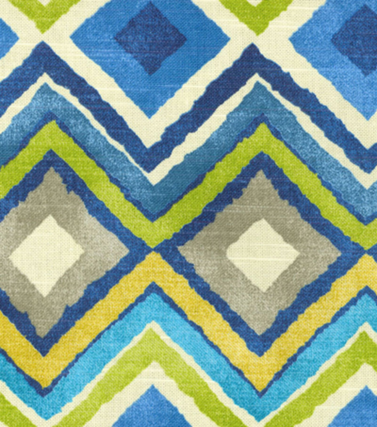 HGTV Home Upholstery Fabric-Like A Diamond Azure