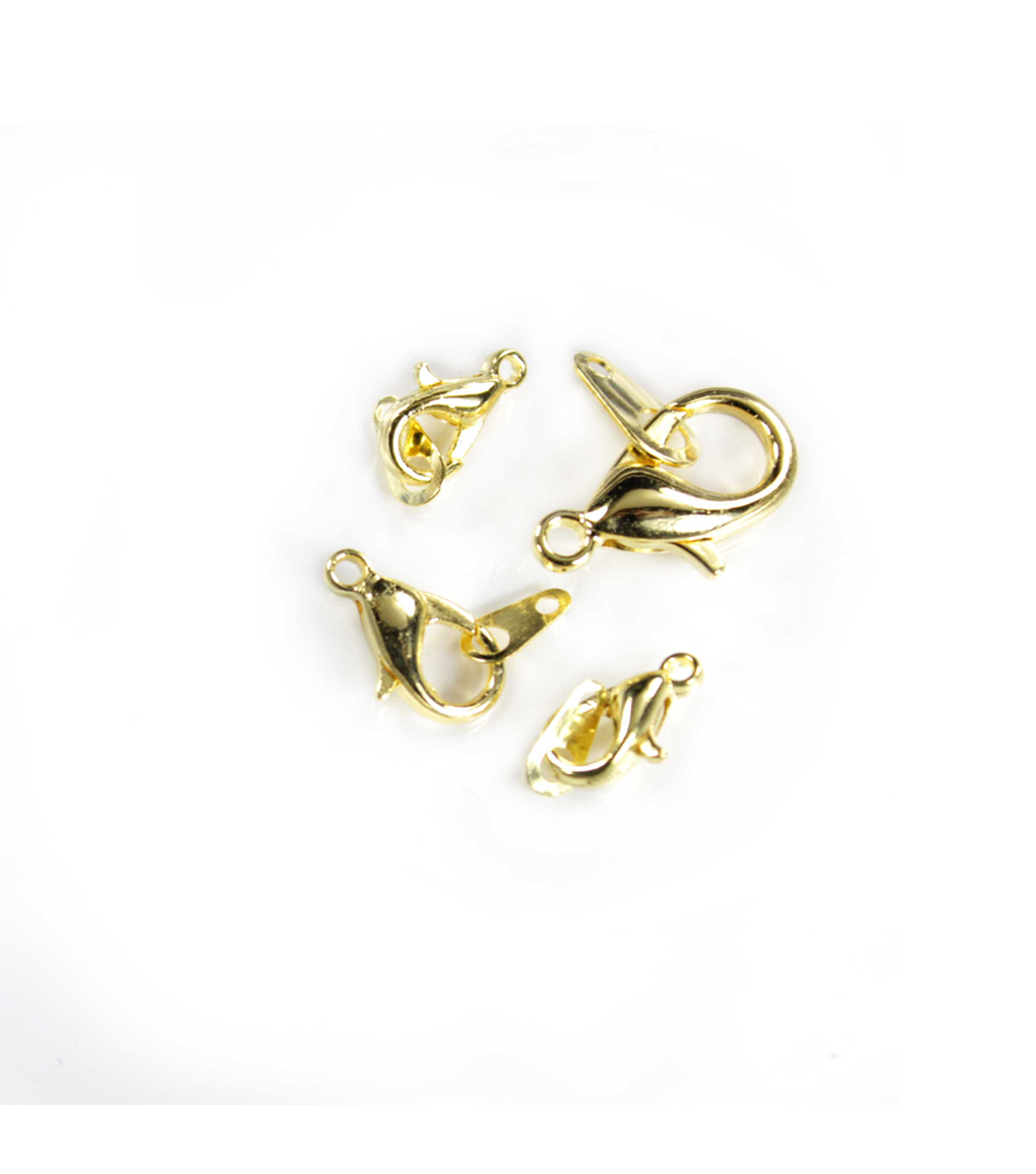 Blue Moon Findings Clasp Metal Multi Pack Lobster Gold
