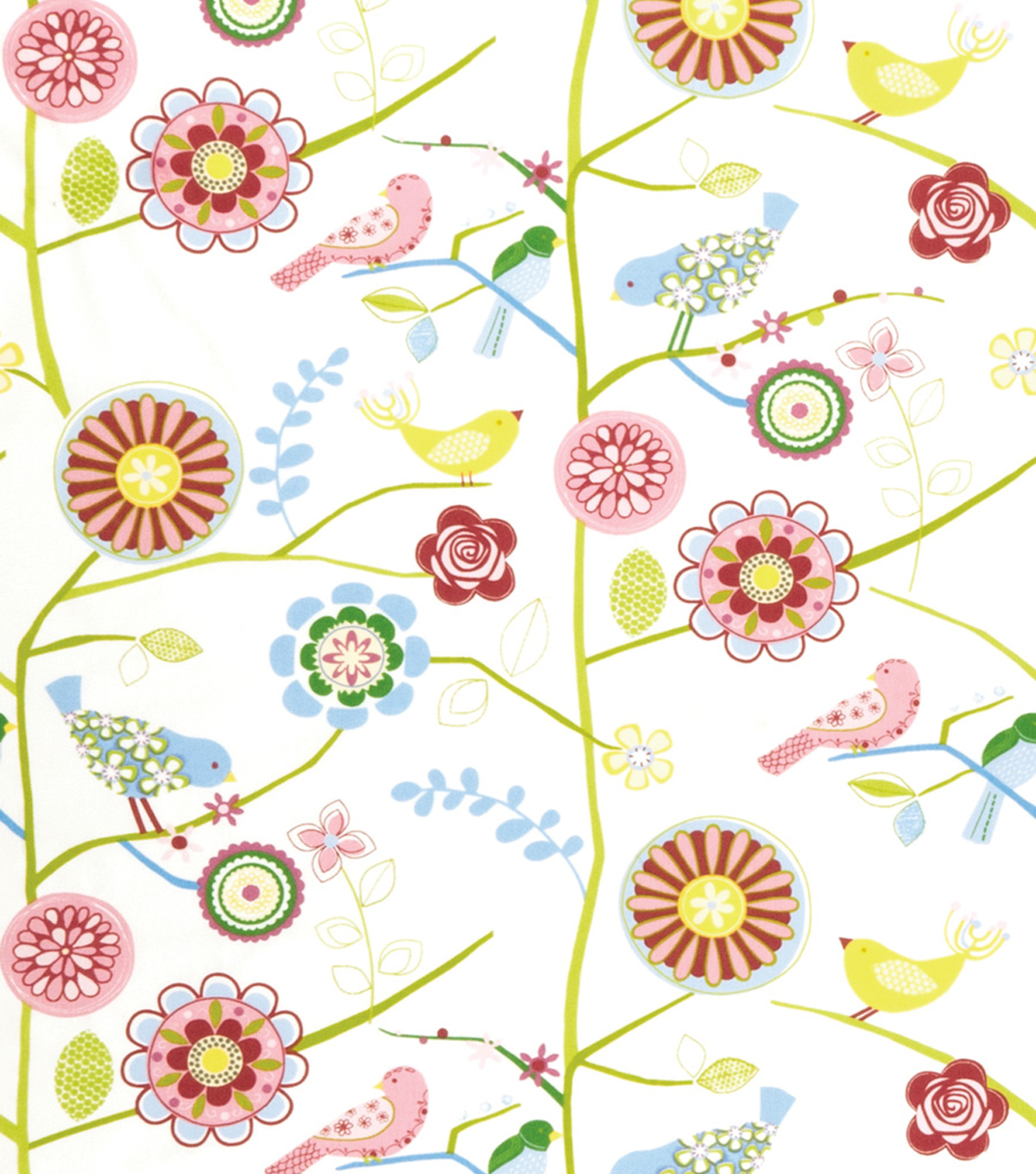 Home Decor 8\u0022x8\u0022 Fabric Swatch-Print Fabric Eaton Square Draw  Parfait